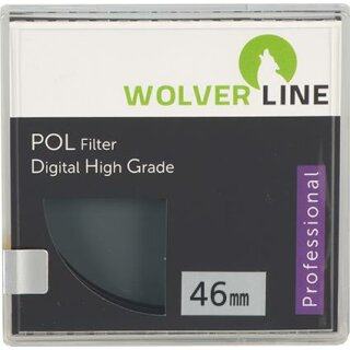 Wolverline Polfilter zirkular 46mm