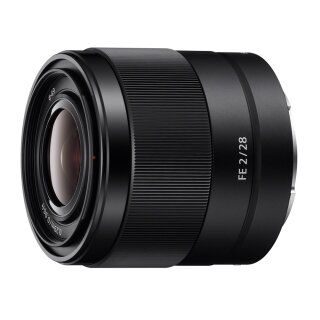 Sony SEL 28mm 2.0 FE E-Mount