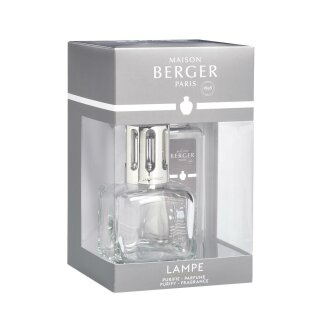 Lampe Berger Set Glacon Transparent & 250  ml Neutralt