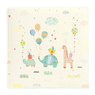 Goldbuch Babyalbum Animal Parade 30x31cm