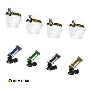 Armytek Zippy ES (Extended Set) LED Mini Taschenlampe