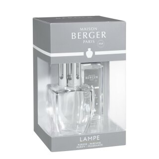 Lampe Berger Set June Transparent & 250ml Air Pure
